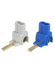 Domae 10397 - connecteur 35 mm² isolé pour peigne - 63 A - jeu de 4 , Schneider Electric