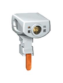 Clario 21098 - ProDis - connecteur - pour peigne 80 A - 25 mm² - isolé - lot de 4 , Schneider Electric