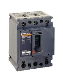 Compact 28129 - disjoncteur Compact NSC100N - TMD - 100 A - 3P 3d , Schneider Electric