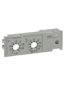 Masterpact NT 33543 - Masterpact - calibreur IEC - long retard - réglage bas - disj. fixe NT/NW , Schneider Electric