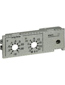 Masterpact NT 33544 - Masterpact - calibreur IEC - long retard - réglage haut - disj. fixe NT/NW , Schneider Electric