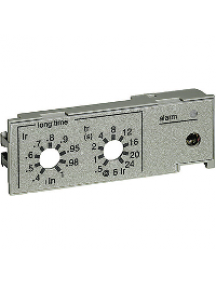 Masterpact NT 33545 - Masterpact - calibreur IEC - long retard OFF - pour disjoncteur fixe NT/NW , Schneider Electric