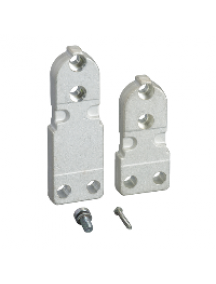 Masterpact NT 33589 - Compact NS - kit de raccordement avant - 4P - pour NS630b..1600 & NT embrochable , Schneider Electric