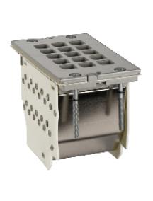 Masterpact NT 33766 - Compact NS - volet de sécurité - 4P - pour Masterpact NT NS630b..1600 , Schneider Electric