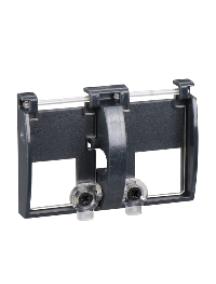 Masterpact NT 33897 - Compact NS - disp. condamn. bouton-pou.+couv. transp. - NT/NT UL489 NS630b..1600 , Schneider Electric