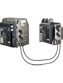 Masterpact NT 33913 - Compact NS - interverrouillage à tringle - pour NS630b..1600 débrochable , Schneider Electric