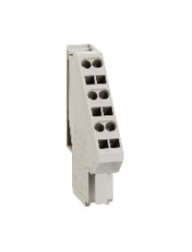 Masterpact NT 47074 - 1 BORNIER CLIENT 3 FILS NT/NW FIXE , Schneider Electric