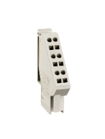 Masterpact NT 47075 - 1 BORNIER CLIENT 6 FILS NT/NW FIXE , Schneider Electric