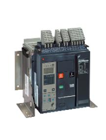 Masterpact NT 47112 - bloc de coupure - Masterpact NT06L1 - 630 A - 3P - fixe , Schneider Electric