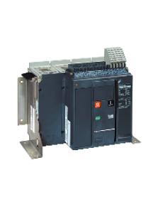 Masterpact NT 47117 - bloc de coupure - Masterpact NT06L1 - 630 A - 4P - fixe , Schneider Electric