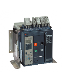 Masterpact NT 47132 - bloc de coupure Masterpact NT10L1 1000 A 3P fixe , Schneider Electric