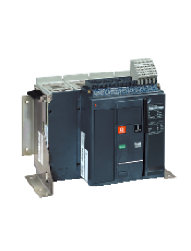Masterpact NT 47155 - bloc de coupure Masterpact NT16H1 1600 A 4P fixe , Schneider Electric