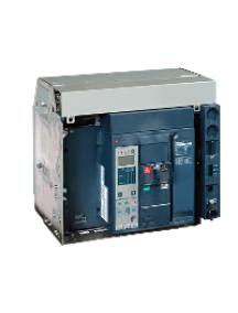 Masterpact NT 47235 - bloc de coupure Masterpact NT12H1 1250 A 4P débrochable , Schneider Electric