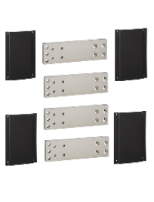 Masterpact NW 47993 - Masterpact - kit de raccordement avant amont - pour NW2000..3200 - 4P - fixe , Schneider Electric