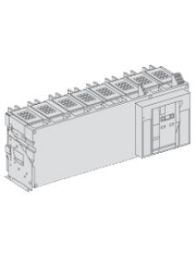 Masterpact NW 48123 - Masterpact NW63HA - interrupteur - 4P - 6300A - 690V - fixe , Schneider Electric