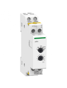 ICT A9C15419 - Acti9, iATEt auxiliaire de temporisation 24...240VCA, pour iCT et iTL , Schneider Electric