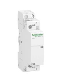 ICT A9C20731 - Acti9, iCT contacteur 25A 1NO 230...240VCA 50Hz , Schneider Electric