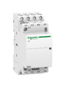 ICT A9C20837 - Acti9, iCT contacteur 25A 4NF 230...240VCA 50Hz , Schneider Electric