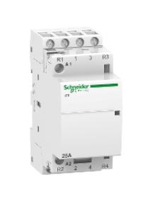ICT A9C20838 - Acti9, iCT contacteur 25A 2NO+2NF 230...240 50Hz , Schneider Electric
