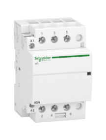 ICT A9C20843 - Acti9, iCT contacteur 40A 3NO 230...240VCA 50Hz , Schneider Electric