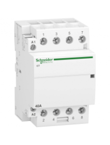 ICT A9C20844 - Acti9, iCT contacteur 40A 4NO 230...240VCA 50Hz , Schneider Electric