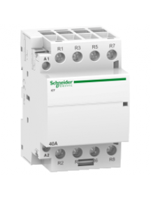 ICT A9C20847 - Acti9, iCT contacteur 40A 4NF 230...240VCA 50Hz , Schneider Electric