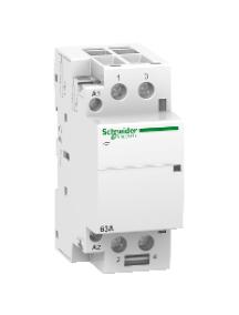 ICT A9C20862 - Acti9, iCT contacteur 63A 2NO 220...240VCA 50Hz , Schneider Electric