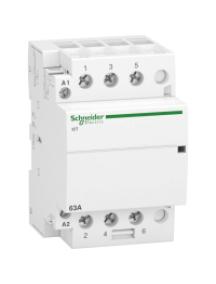 ICT A9C20863 - Acti9, iCT contacteur 63A 3NO 220...240VCA 50Hz , Schneider Electric