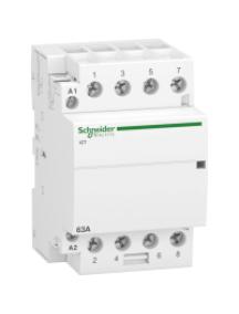 ICT A9C20864 - Acti9, iCT contacteur 63A 4NO 220...240VCA 50Hz , Schneider Electric