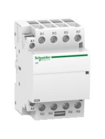 ICT A9C20867 - Acti9, iCT contacteur 63A 4NF 220...240VCA 50Hz , Schneider Electric