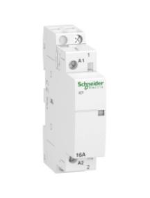 ICT A9C22011 - Acti9, iCT contacteur 16A 1NO 12VCA 50Hz , Schneider Electric