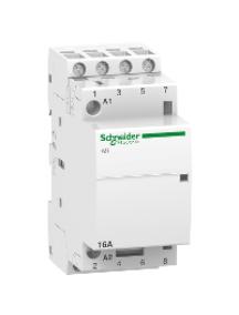 ICT A9C22114 - Acti9, iCT contacteur 16A 4NO 24VCA 50Hz , Schneider Electric