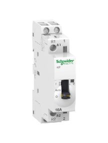 ICT A9C23515 - Acti9 iCT - contacteur 16A 1NO+1NC - 220/240VCA 50Hz , Schneider Electric