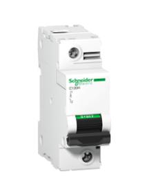 C120 A9N18490 - C120H - circuit breaker - 1P - 80A - D curve , Schneider Electric