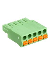 Acti 9 A9XC2412 - Acti9 SmartLink - connecteurs TI24 - lot de 12 , Schneider Electric