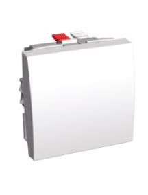 Altira ALB45050 - Altira - switch - 1-way switch - 16 A - white , Schneider Electric