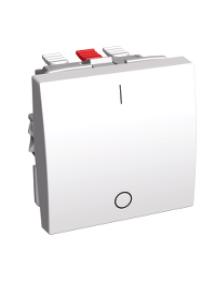 Altira ALB45053 - Altira - interrupteur bipolaire - blanc , Schneider Electric