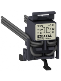 EZC250 EZEAXAL - EZ250 CONTACTS AUXILIAIRE SIGNAL DÉFAUT AX AL , Schneider Electric