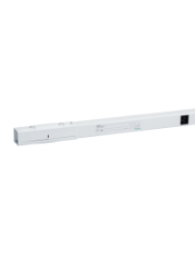 Canalis KBB40ED2303EW - Canalis KBB - élément droit 40A 3m blanc 1L+N+PE 3 fenêtres - 1 terre , Schneider Electric