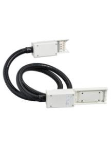 Canalis KNA100EDF430 - Canalis KNA - élément flexible 100A longueur 3m , Schneider Electric
