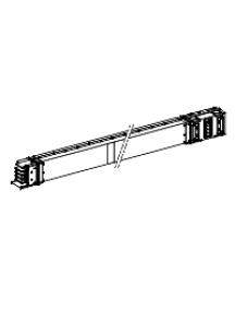 Canalis KSA1000ET4AF - Canalis - élément droit spécial avec coupe feu - 1000 A - 900 to 2340 mm , Schneider Electric