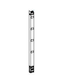 Canalis KSA1000EV4254 - Canalis - colonne montante - 1000 A - 2.5 m - 4 trappes de dérivation , Schneider Electric