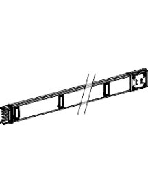 Canalis KSA250ED43012 - Canalis KSA - élément droit 250A 3 m 3L+N+PE 12 fenêtres , Schneider Electric