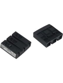 TeSys D LA9D115603 - TeSys LA9D - bloc de connexion - pour 3 pôles TeSys LC1D115, LC1D150 - lot de 2 , Schneider Electric