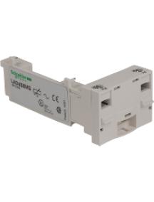 TeSys D LAD4BBVG - TeSys D - adaptateur de bobine rétrocompatible , Schneider Electric