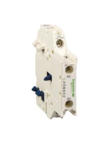 TeSys D LAD8N11 - TeSys D - bloc de contacts auxiliaires - 1F+1O - bornes à vis-étriers , Schneider Electric