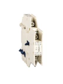 TeSys D LAD8N11G - TeSys D - bloc de contacts auxiliaires - 1F+1O - bornes à vis-étriers , Schneider Electric