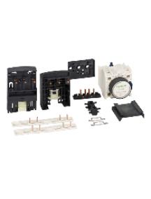 TeSys D LAD912GV - TeSys D - kit de montage - pour D09 D12 D18 avec disjoncteur , Schneider Electric