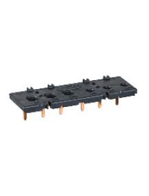 TeSys D LAD9V5 - BARRETTE PUISS AMONT VIS , Schneider Electric