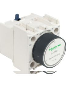 TeSys D LADR0 - TeSys D - bloc de contacts auxiliaires - 1F+1O - bornes à vis-étriers , Schneider Electric
